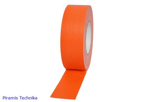 F.O.S. Stage Tape Neon Orange - Hangtechnika 8b69fc444f