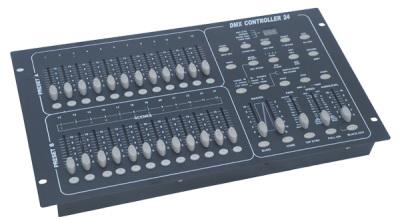 F.O.S. 24 ch DMX console