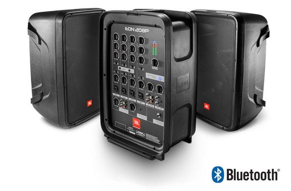 JBL EON208P kompakt