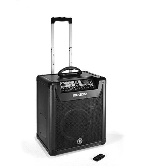 ANT IROLLER 10 hordozható, akkumulátoros aktív hangfal