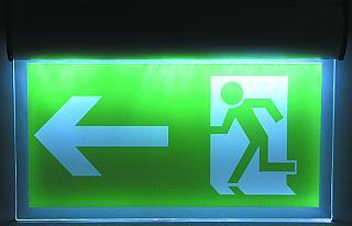 Biztonsági világítás